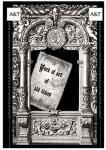 Книга алфавитная 96 листов А5, ГОТИКА 1