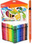 Фломастеры 24 цвета, Color Emotion
