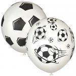 Набор шаров воздушных Футбол 5 шт