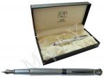 Ручка перьевая серебро в футляре, Picasso 903сер.3000.1