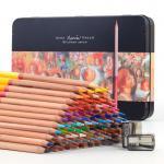 Художественные карандаши Marco «RENOIR FINE ART», 100 цветов, в металлическом пенале