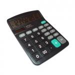 Калькулятор 12-разрядный настольный Deli DL-838