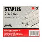 Скобы для степлера №23/24, 1000 шт, M&G