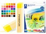 Пастель сухая, 36 цветов, (профессиональная), STAEDTLER