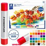 Пастель масляная 36 цветов, STAEDTLER