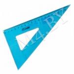 Треугольник 30*18 прозрачный тонированный