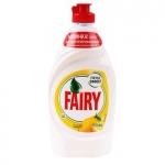 Средство для мытья посуды FAIRY Сочный лимон 450 мл