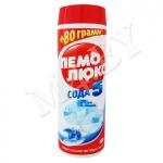 Порошок чистящий ПЕМОЛЮКС Морской бриз 480 гр