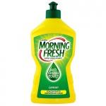 Жидкость для мытья посуды MORNING FRESH Lemon Суперконцентрат 450 мл