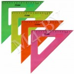 Треугольник 45*16 прозрачный