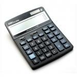 Калькулятор 16-разрядный настольный, Deli 39259