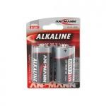 Батарейка LR20 Alkaline red 1.5V
