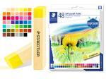 Пастель сухая, 48 цветов, (профессиональная) STAEDTLER
