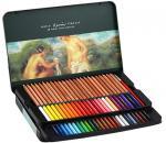 Художественные акварельные карандаши Marco «RENOIR FINE ART WATER», 48 цветов, в металл