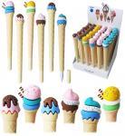 Ручка гелевая SoFun, Мороженое