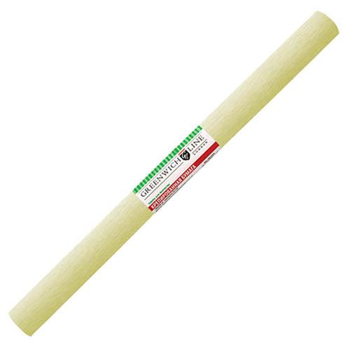 Бумага креповая 50х2,5 шампань, GREENWICH LINE