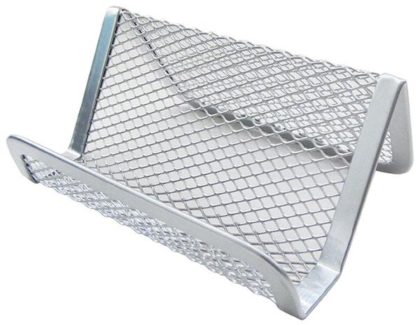 Подставка для визиток металлическая Horer серебро арт. Z902A