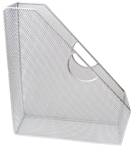 Лоток вертикальный металлический Horer серебро арт. М3011