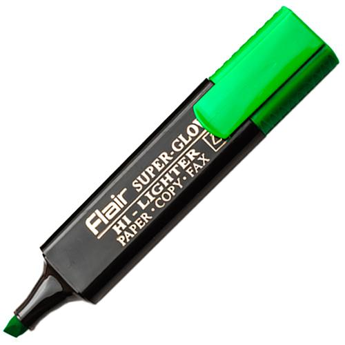 Маркер текстовыделитель зеленый