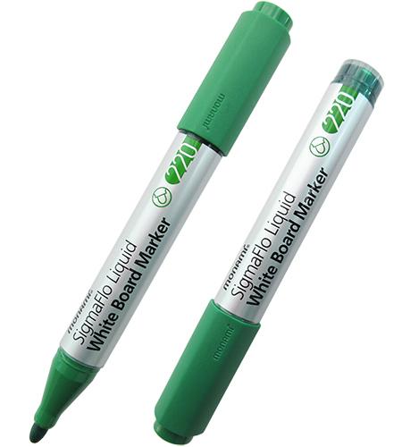 Маркер для доски, зеленый, MonAmi