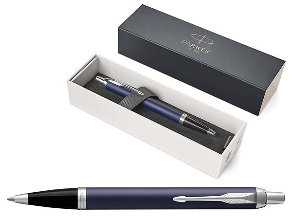 Ручка шариковая IM Matte Blue CT, Parker