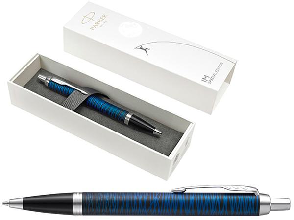 Ручка шариковая, IM Special Edition Blue Origin, синяя