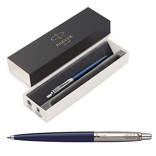 Ручка шариковая Jotter Blue Chrome, Parker