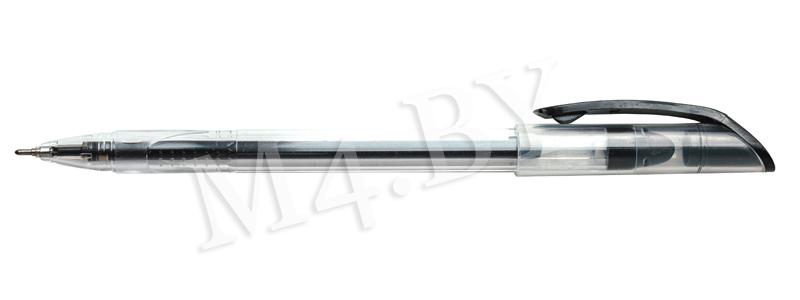 Ручка гелевая черный стержень, HYDRA