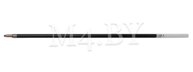 Стержень шариковый 152мм черный, КОРВИНА