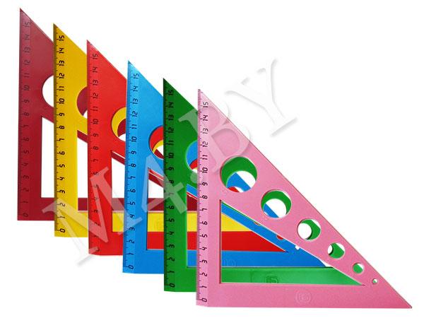 Треугольник 45*45