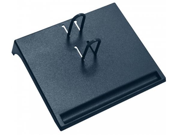 Подставка для календаря малая черная