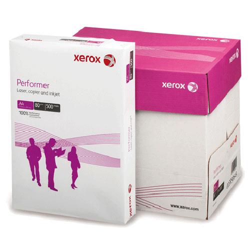 Бумага А4, 500 л., 80 г/м², XEROX PERFORMER