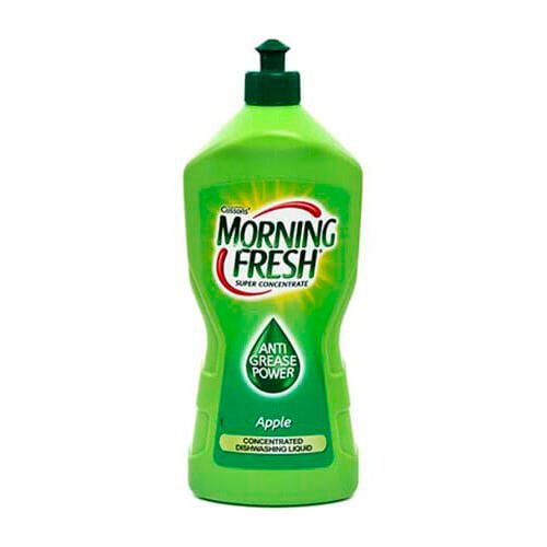 Жидкость для мытья посуды MORNING FRESH Apple Суперконцентрат 450 мл