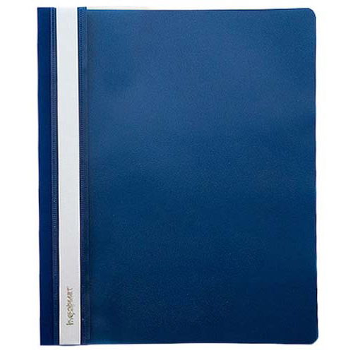 Папка скоросшиватель А5 синяя