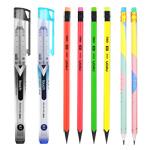 Новые ручки и карандаши