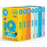 Цветная бумага для офиса IQ Color