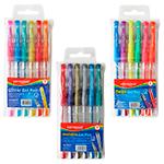 Новые гелевые ручки