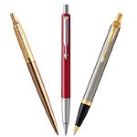 Новые ручки Parker