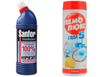 Средства чистящие, моющие